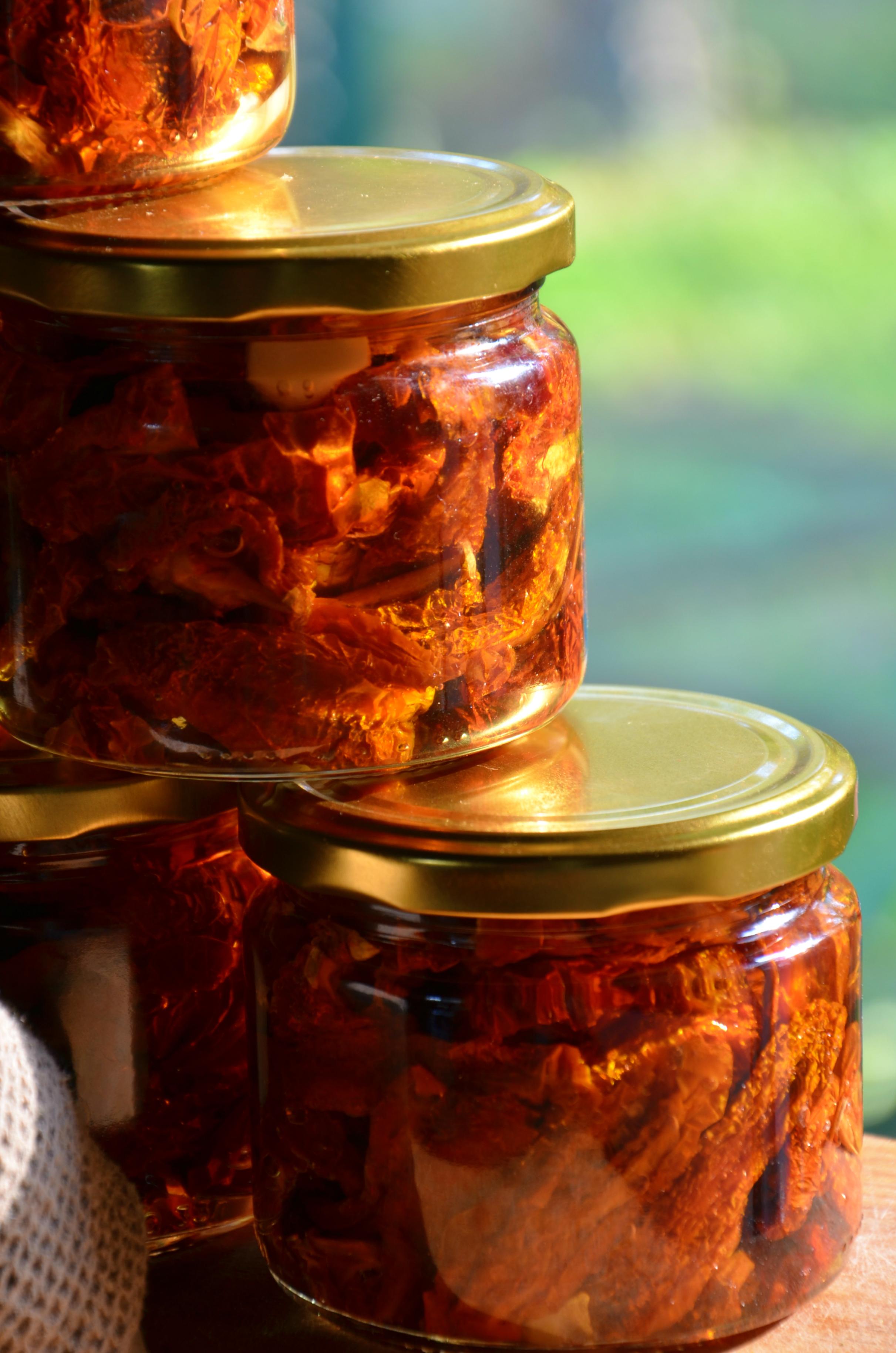 Vytinti pomidorai